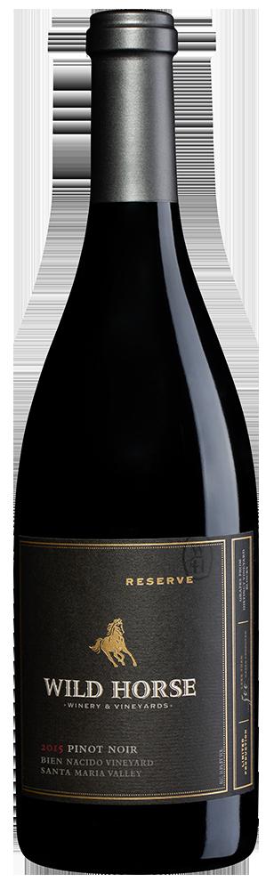 2015 Wild Horse Reserve Bien Nacido Vineyard Pinot Noir Santa Maria Valley Image