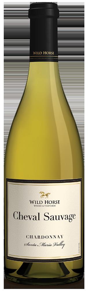 2015 Wild Horse Cheval Sauvage Chardonnay Santa Maria Valley Image