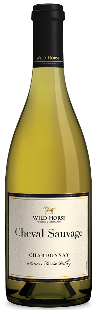 2015 Wild Horse Cheval Sauvage Chardonnay Santa Maria Valley